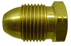 PLUG-BRASS POL ML