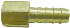 "FITTING-1/4"" HB X 1/8"" FPT BRASS"