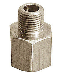 "COUPLER-REDUCING 1/4"" FPT X 1/8"" MPT BRASS"