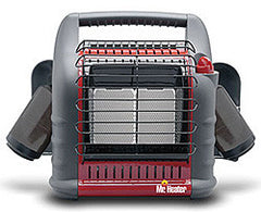 HEATER-PORTABLE BUDDY LP 4M-9M BTU/HR
