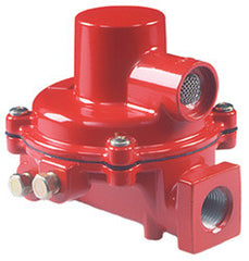 "REGULATOR-1ST 1/4"" FPT X 1/2"" FPT 1.1M BTU 10PSI"