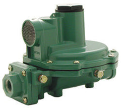 "REGULATOR-2ND 1/2"" FPT X 1/2"" FPT 875K BTU 9""-13"" WC"