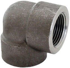 "ELBOW-90 DEG STREET 1/2"" FORGED STEEL 3000#"