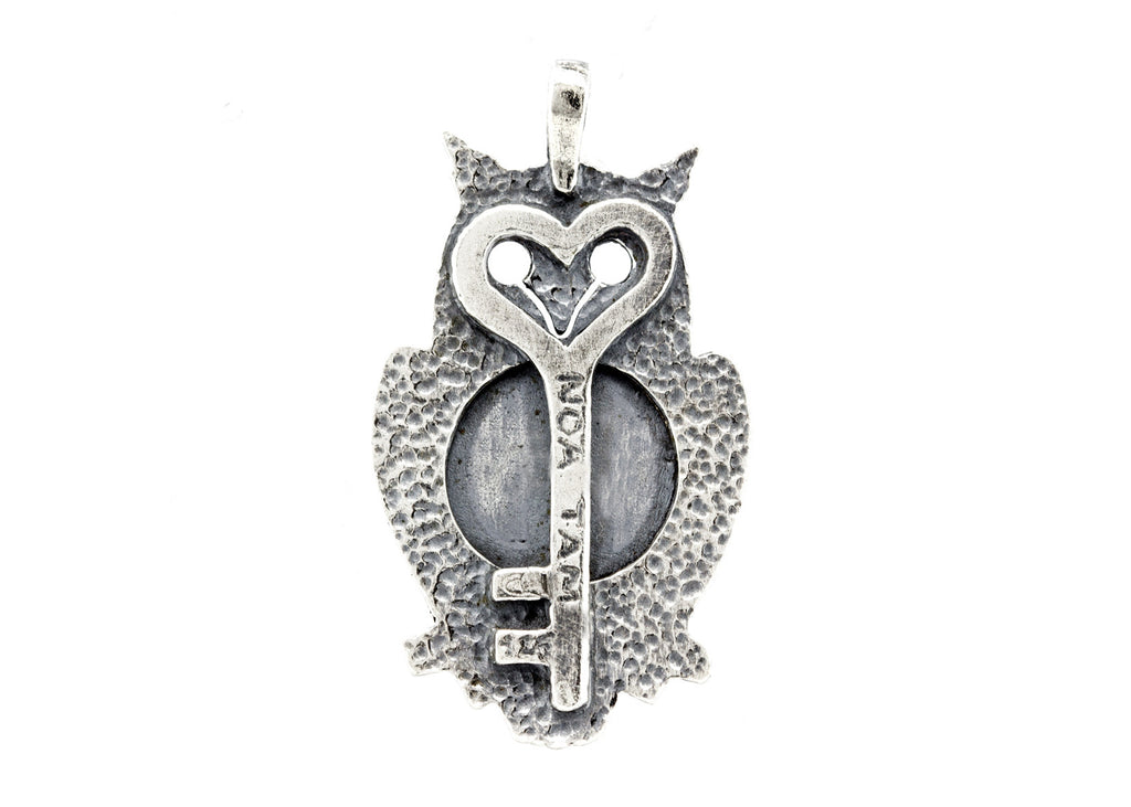 zodiac etsy il owl ogpo necklace market of scorpio medallion with the