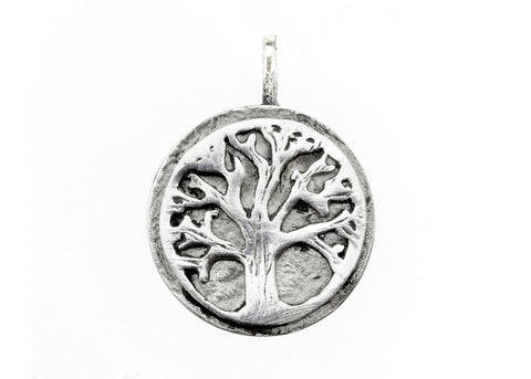 Necklace with Tree