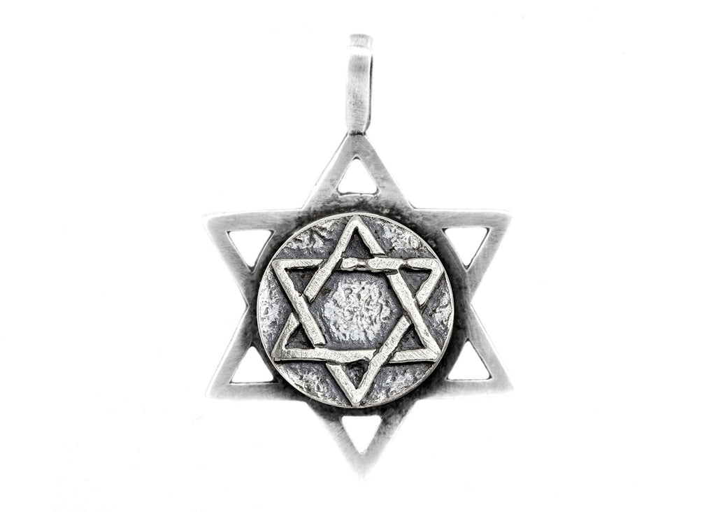 Star of David with Star of David Medallion