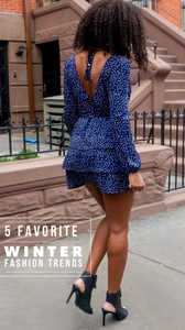 5 Favorite Winter Fashion Trends