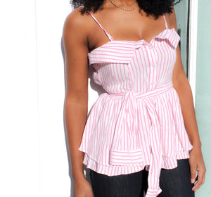 Redefined Top Pink