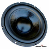 Faital PRO 12RS1066 12 Inch Long Excursion Neo Subwoofer 4inch VC 2000 Watt