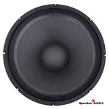 PEAVEY 15 inch 4ohm 500W Italian SICA Woofer Midbass HISYS H15 replacement