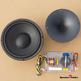 "8"" 2-way 300W 96dB Component Speaker Kit Celestion CDX1-1746 Selenium 8W4P"