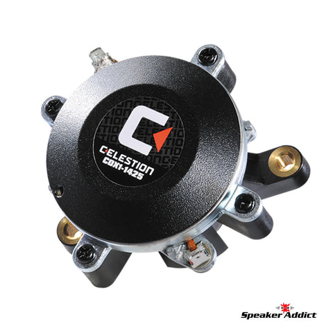 Celestion CDX1-1425 Neo 1-Inch Bolt On Compression Driver Tweeter fits QSC HPR