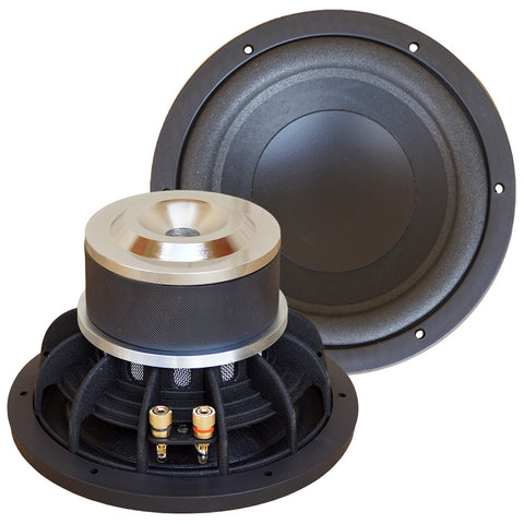 "8"" Audiofile UnderHung IB Series Dipole Woofer - Made in USA"