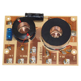 3 way 800Hz/5KHz Passive Crossover, 4 or 8 ohm woofer & 8 Ohm Mid & Tweeter