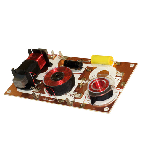 3-way 8 Ohm Passive Crossover 800/5K 6-12DB 300W - 015