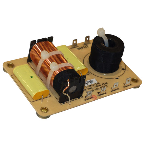 2-way, 3.5KHz, 8 Ohm Passive Crossover 1000W, 12dB Slope with High Grade Components - 002
