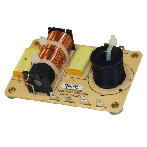 2-way, 5KHz, 8 Ohm Passive Crossover 1000W, 12dB Slope with High Grade Components - 004