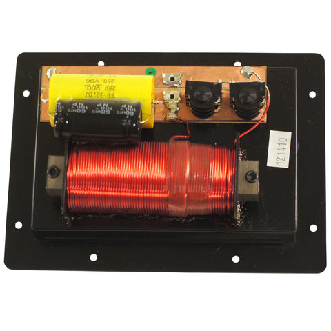 "1200 Watt 150Hz High Power, Low Pass Subwoofer Passive Crossover On terminal plate, 2 1/4"" jacks 029"