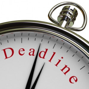 What Happens If I Miss a Deadline? A Consultant's Viewpoint