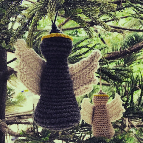 HOLIDAY SPECIAL: Haitian Angel Ornament