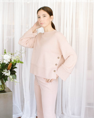 Seventy Blush Sweater