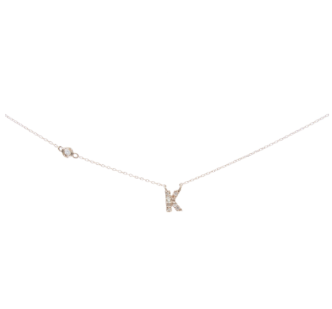 Kai Linz Initial Necklace