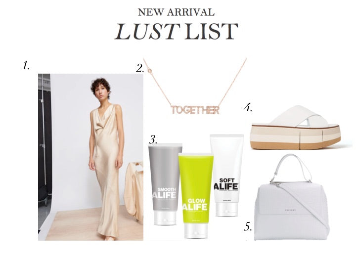 SHOP THE LUST LIST
