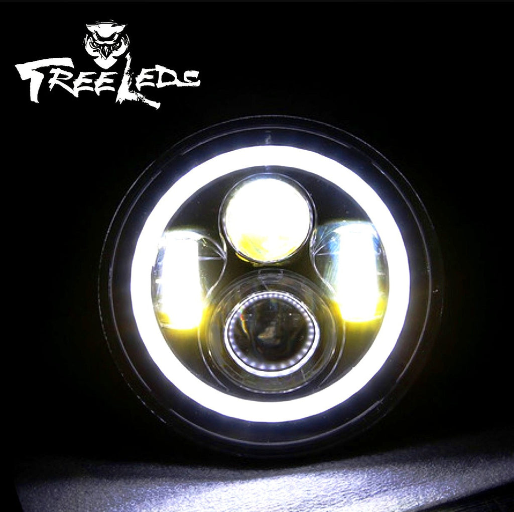 Our LED Headlights !!