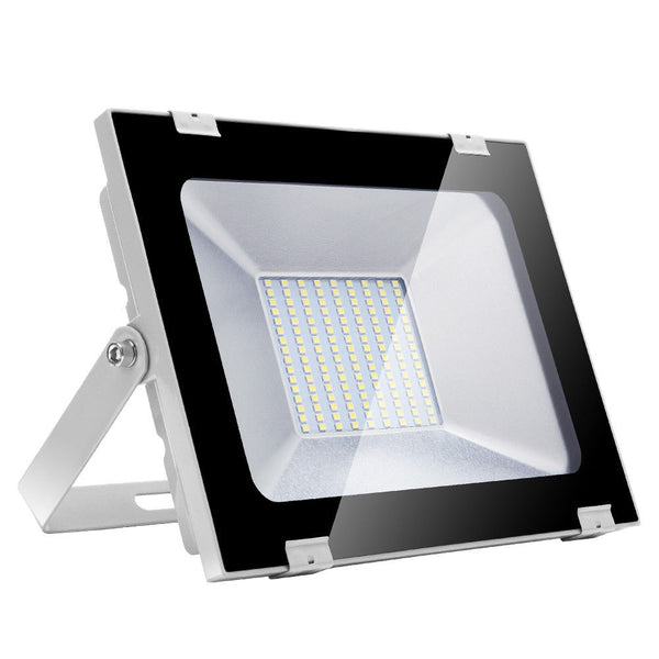SQUARE – WATERPROOF LED BLACK & SILVER MODEL