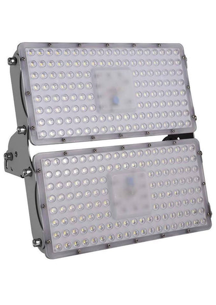 200W Cool White LED Flood Light Outdoor Garden Floodlight