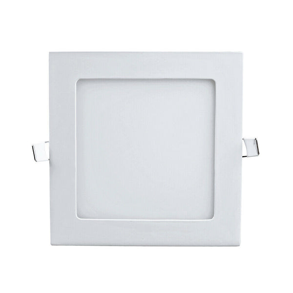 Fixture Recessed Square Ceiling LED Lights Cool White