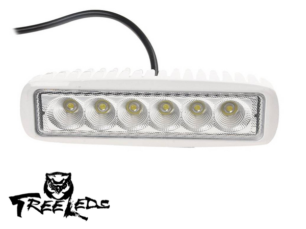 Deck Lights Marine T-Top Led Lights Fog Light White (Pack of 2)
