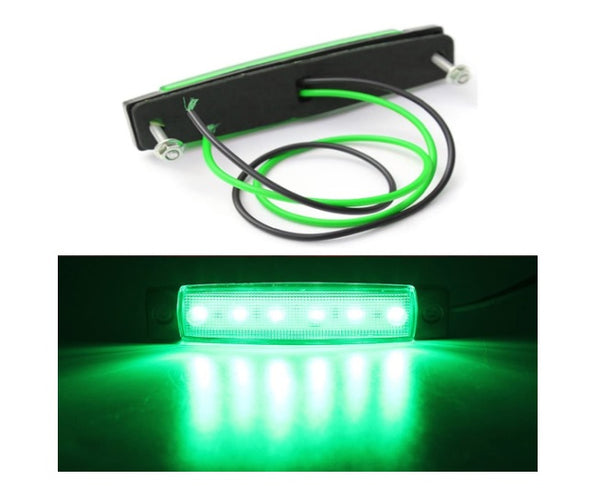 Blue/Green Courtesy Interior Strip Led Light for Boats (10 pack)