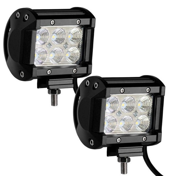 "4"" Inch Led lights (Pair)"