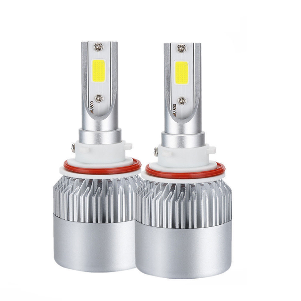 Led Headlight Bulbs Hi/Lo Beam Chips Dual Beam Led Bulb