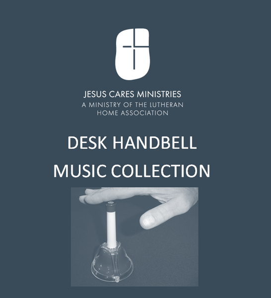 Handbells and deskbells music CD