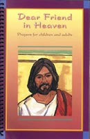Dear Friend in Heaven Prayer Book