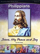 Jesus My Peace and Joy (Philippians Bible Study)