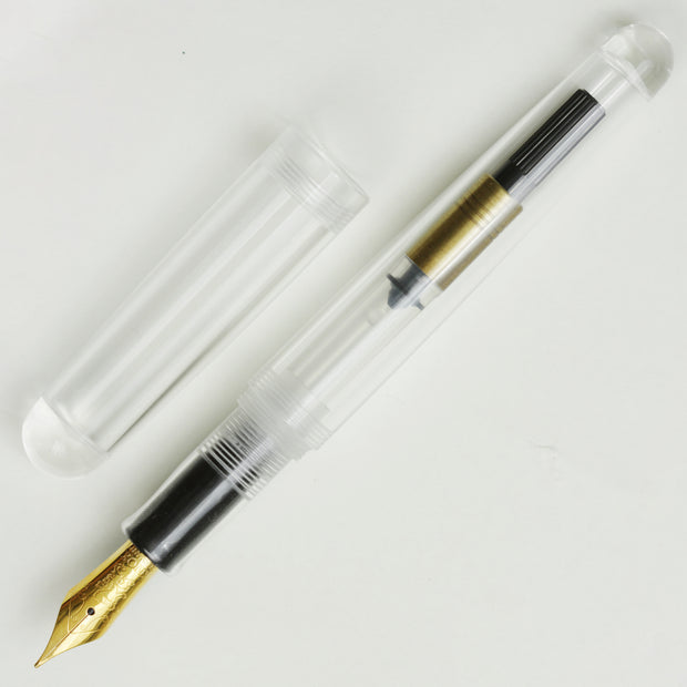 Birmingham Model-A Fountain Pen, Demonstrator 1.0