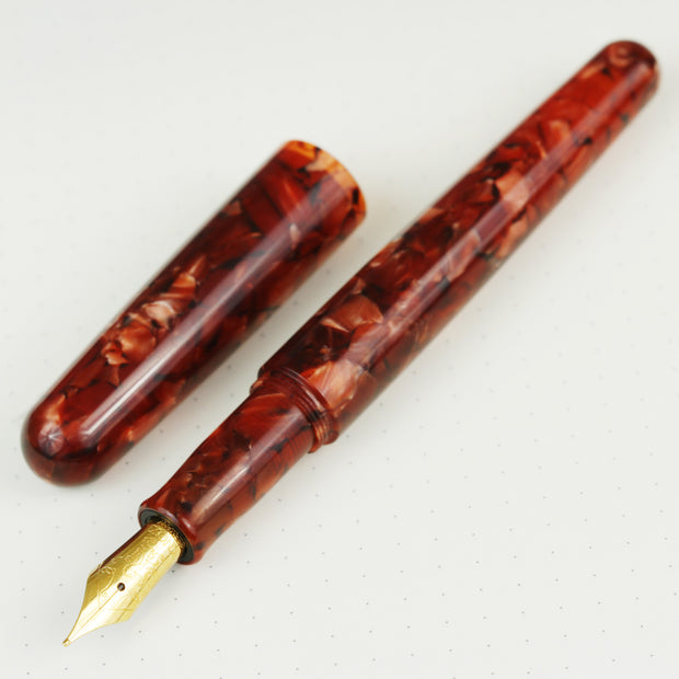 Birmingham Model-A Fountain Pen, Sankara Stone