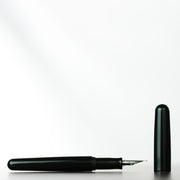 Model-A Ebonite Fountain Pen, Obsidian