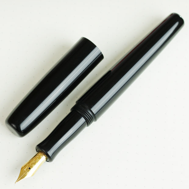 Sixth Avenue Fountain Pen, Vader
