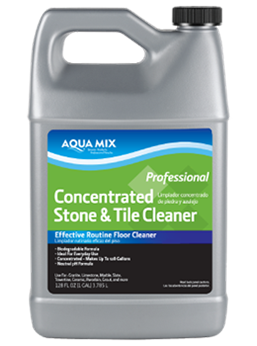 Aqua Mix Concentrated Stone & Tile Cleaner Gallon