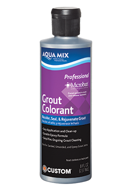 Aqua Mix Grout Colorant 8oz.