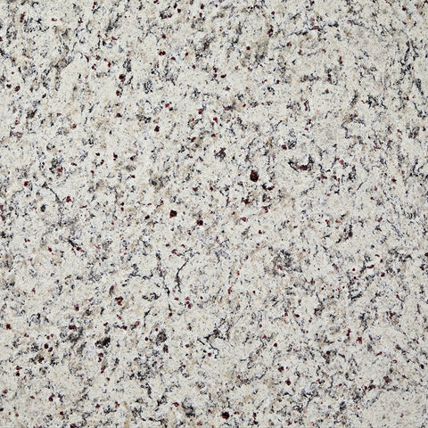Ashen White Granite Slab