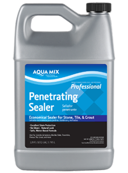 Aqua Mix Penetrating Sealer Gallon