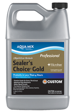 Aqua Mix Sealers Choice Gold Gallon