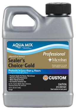 Aqua Mix Sealers Choice Gold Pint