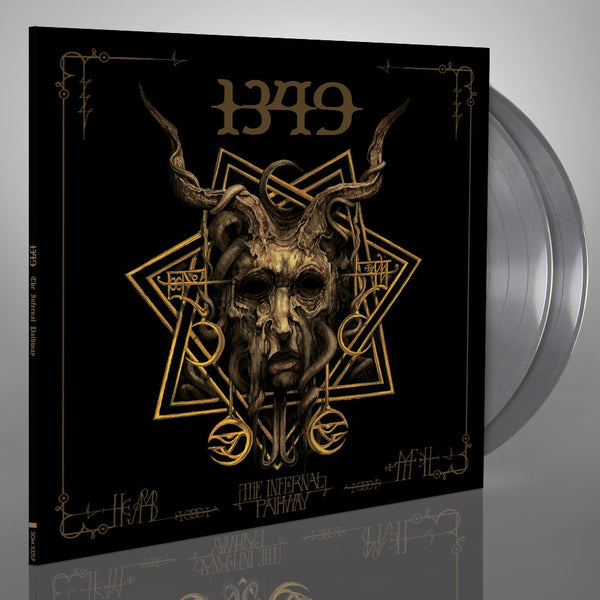 1349 - The Infernal Pathway 2LP (SILVER)