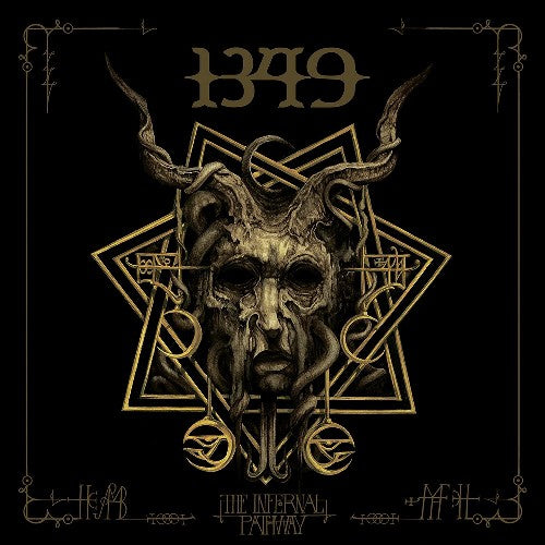 1349 - The Infernal Pathway 2LP (SILVER) (PRE-ORDER)